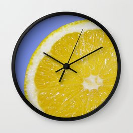 Lemonz Wall Clock