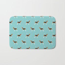 Beagle Design - beagle pillow beagle phone case beagle home decor Bath Mat