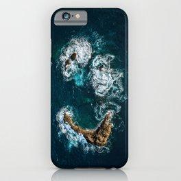 Sea Smile - Ocean Photography iPhone Case