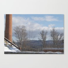 Power Planted Canvas Print