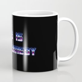 This is Bad Comedy Mug Coffee Mug