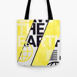 SAVE THE EARTH Tote Bag