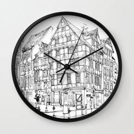 Minimal Line Settlement 4 Wall Clock