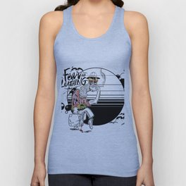 Fear and Loathing Unisex Tanktop
