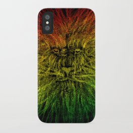 LION-O-CHAIN  iPhone Case