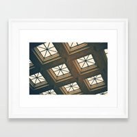 ornate Framed Art Prints featuring Ornate by Denise Pike