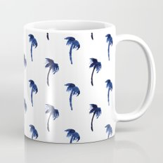 Watercolor palms Mug