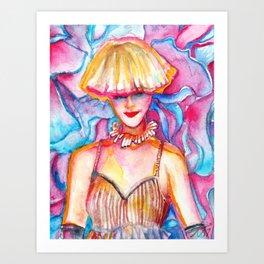 Lilla Lovis Art Print