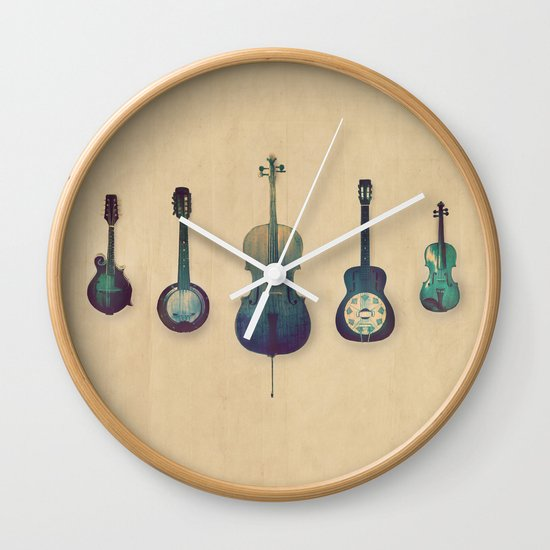 Good Company Wall Clock