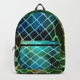 Fishnet Scales Backpack