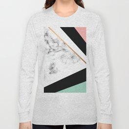 Marble III 031 Long Sleeve T-shirt