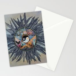 All Tribes Heed the Call Stationery Cards