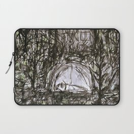 Spending the Night in the Woods Laptop Sleeve