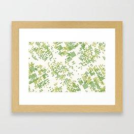 Poids Framed Art Print