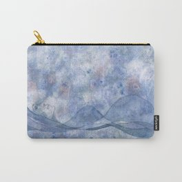 Drift with Me  Carry-All Pouch