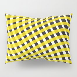 abstract waves Pillow Sham