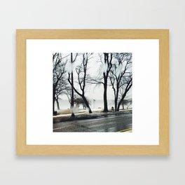 Schuylkill 2 Framed Art Print