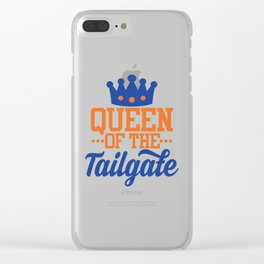 Of The Tailgate Clear iPhone Case