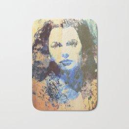 Divas - Hedy Lamarr Bath Mat