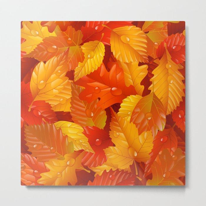 Autumn leaves #2 Metal Print