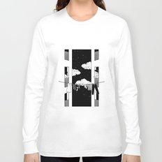 Thinking about you Long Sleeve T-shirt