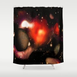 IBERIA - 061 Shower Curtain