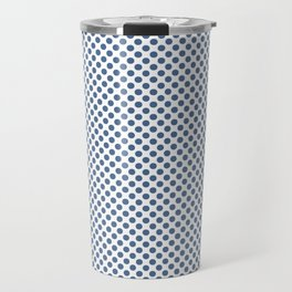 Riverside Polka Dots Travel Mug