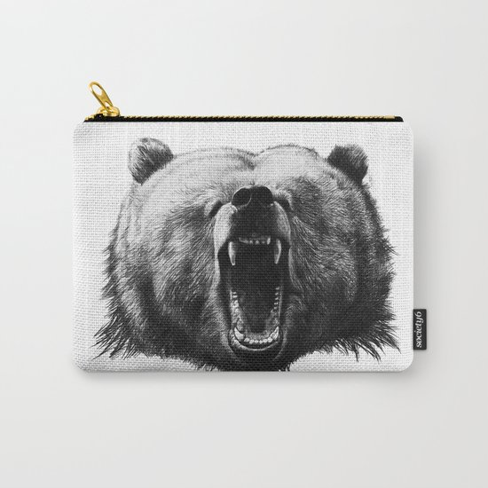 Bear HOBO Carry-All Pouch
