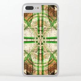 Subterranean Clear iPhone Case