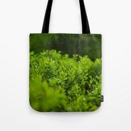 Silk of nature Tote Bag