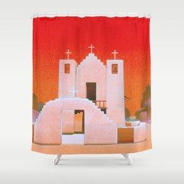 San Geronimo Shower Curtain