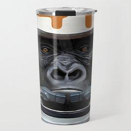 Space Ape Travel Mug