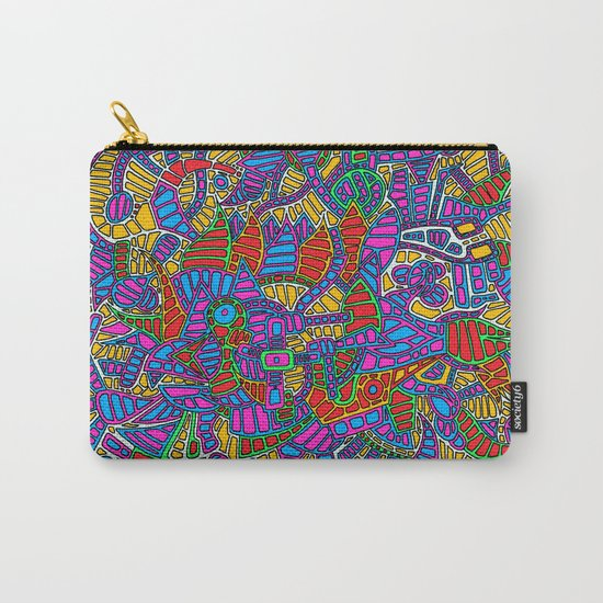 - summer mind - Carry-All Pouch