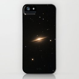 The Sombrero Galaxy - Messier 104 iPhone Case