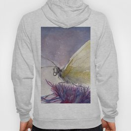 Dancing With Moonlit Wings Hoody
