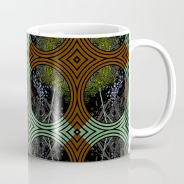 Nature Portals Pattern Coffee Mug