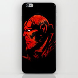 Hell Boy iPhone Skin