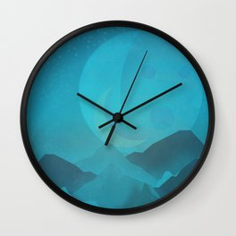 Maveth Wall Clock