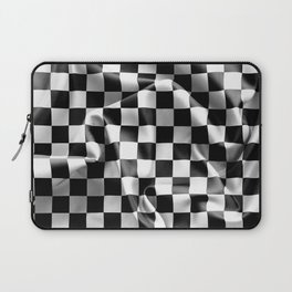 Chequered Flag Laptop Sleeve