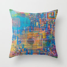 It's the End, It's the Beginning Throw Pillow