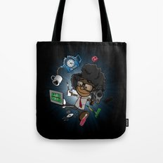 Moss's Happy Place Tote Bag
