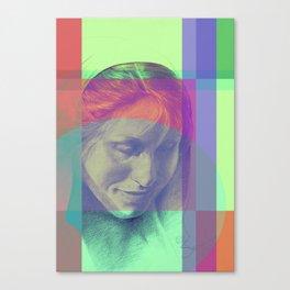 Margriet 05 Canvas Print