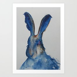 The Pooka Art Print
