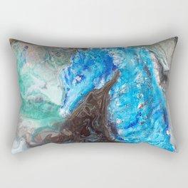 Seahorse Redux Rectangular Pillow