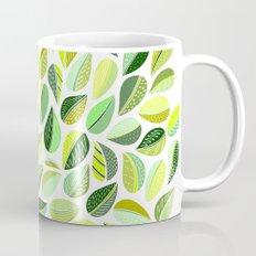 Leaf Green Mug