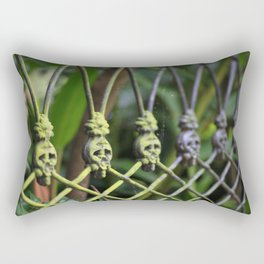New Orleans - Anne Rice Fence Rectangular Pillow