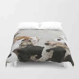 Oh puppy dogs Duvet Cover