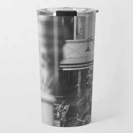 A view of Venice in B/W Travel Mug