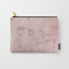 Profundo pink marble Carry-All Pouch