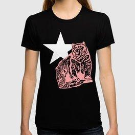 Cali Bear Pink T-shirt